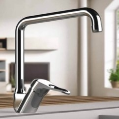 Luxury Kitchen Faucets Cabinets Austin Nameek S Chrome Sink Faucet With Swivel Spout