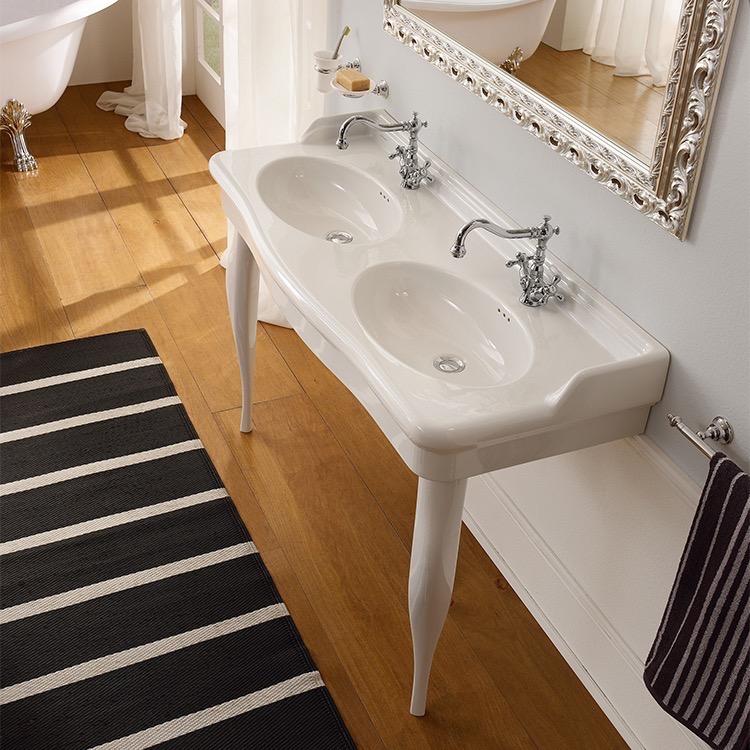 scarabeo 5303 con bathroom sink