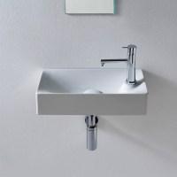 Scarabeo 1501 Bathroom Sink, Soft - Nameek's