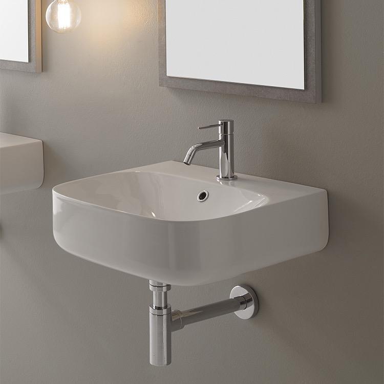Scarabeo 5507 Bathroom Sink Moon  Nameeks