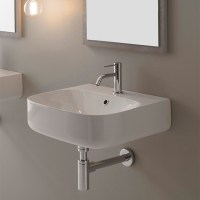 Scarabeo 5507 Bathroom Sink, Moon - Nameek's