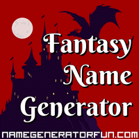 Name Generators – Mind Space Apocalypse