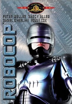 "Cover of ""Robocop"""