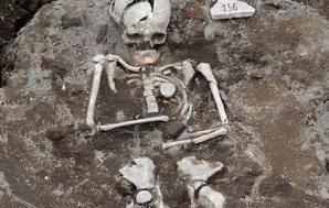 Medieval 'vampire grave' found in Bulgarian ruins – UPI.com