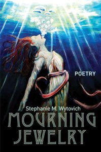 Mourning Jewelry by Stephanie Wytovich