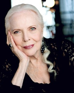 Barbara Bain, 2016. Photo by: David Muller
