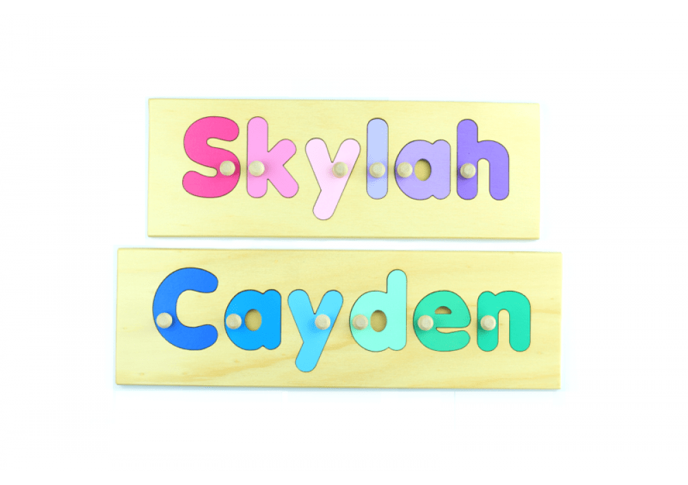 6 letter name puzzle