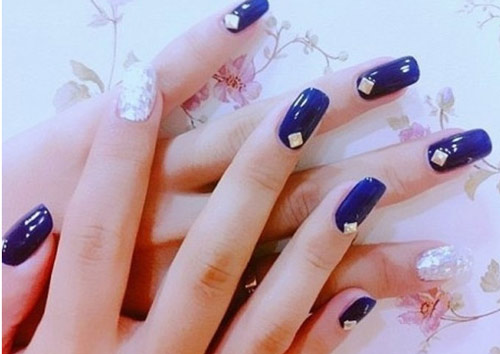 How to make a Glass  Nail