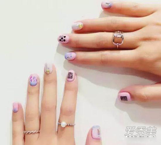 DIY Acrylic Powder Nail
