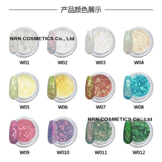 Factory wholesale glitter powder
