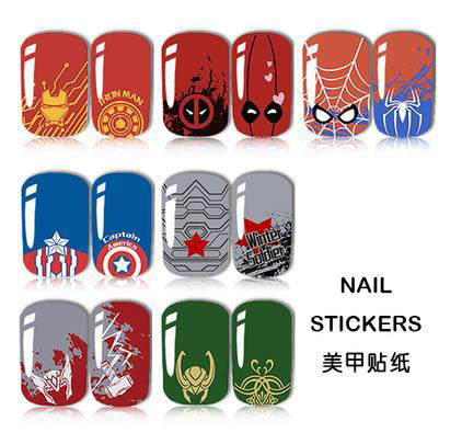 Nail Stickers Nail Supplies