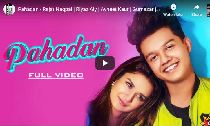 Pahadan Music Video