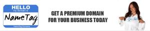 NameTag Premium Domains