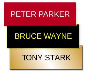 Peter Parker, Bruce Wayne, Tony Stark