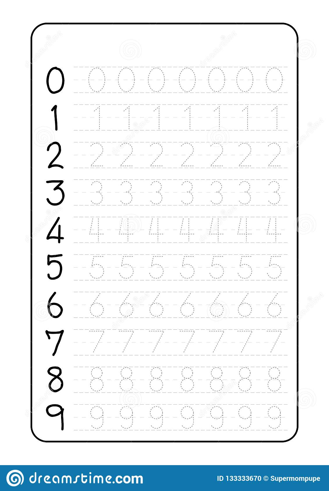 Pre K Tracing Letters Worksheets Kb Learning