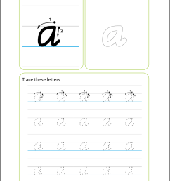 Nelson Handwriting Worksheets   Printable Worksheets and Activities for  Teachers [ 1448 x 1024 Pixel ]