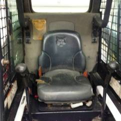 Are Massage Chairs Any Good Large Dish Chair 2008 Bobcat T180 Track Skid Steer - Enclosed Cab, 2280hrs