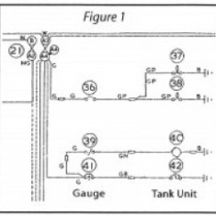 Marine Tech Fuel Gauge Wiring Diagram Lumbar Spinal Nerves Problems North American Mga Register Namgar Fig1