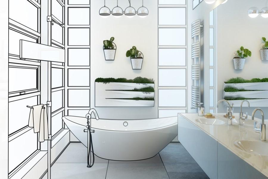 Da sapere, per rinnovare il bagno. E Arrivato Il Momento Di Cambiare Le Nostre Idee Per Il Restyling Del Bagno Nami Bath
