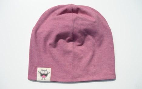 rožinė kepurė