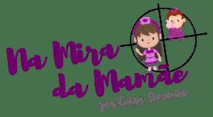 logo padrão :: Na Mira da Mamãe