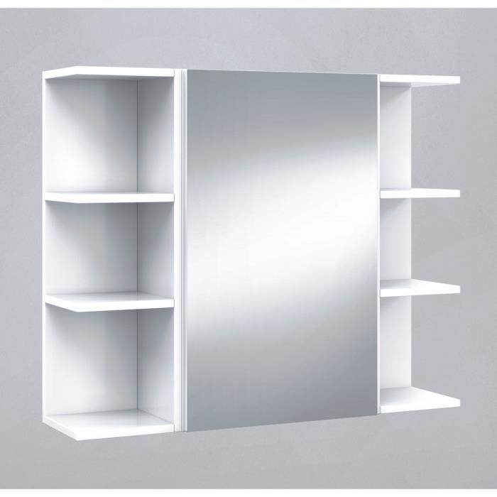 Maison Miroir Salle De Bain Meuble D Angle Avec 1 Portes En Acier Inoxydable De Rangement Armoire Thenewsbullet Com