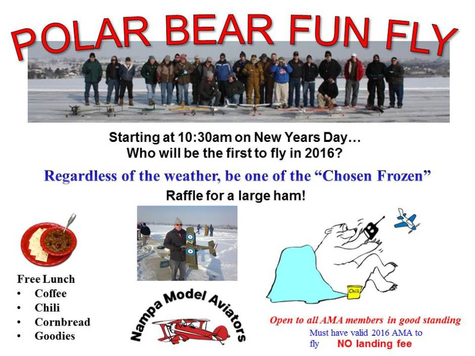 NMA Polar Bear 2016 Flyer