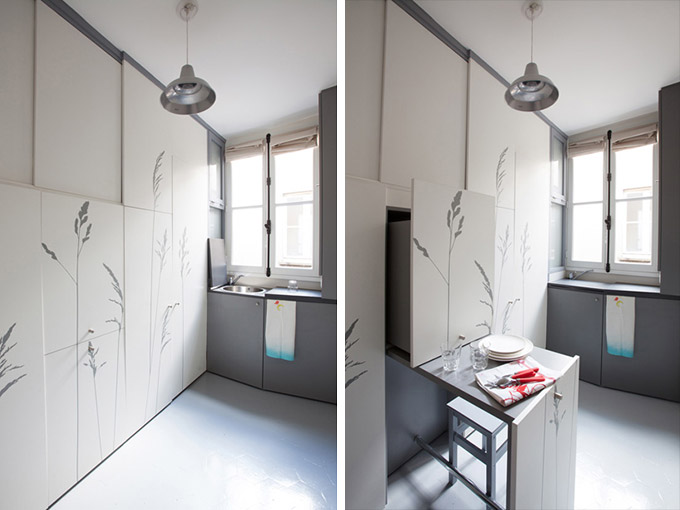 Kitoko-fills-tiny-8-sqm-parisian-apartment-with-hidden-2