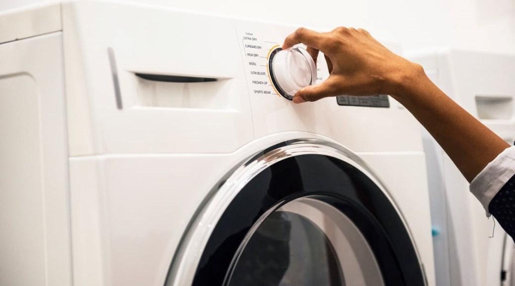 skalbimo mašina