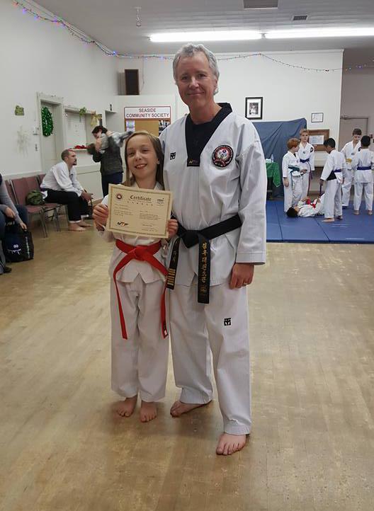 Woo Kim Nanaimo Taekwondo School