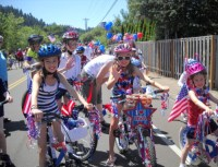 July 4th Bike Parade | Grandparents Grandchildren Fun ...