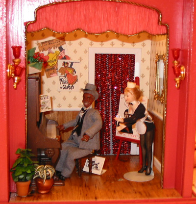 Brothel  Nanas Dollhouses and Miniatures