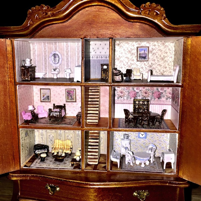 1144th Scale Nanas Dollhouses And Miniatures