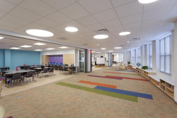 Booker T. Washington Stem Academy Champaign IL Classrooms