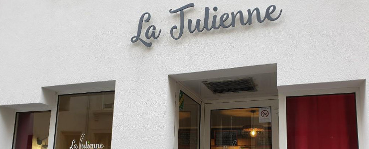 La Julienne: un petit restaurant qui pourrait devenir grand!