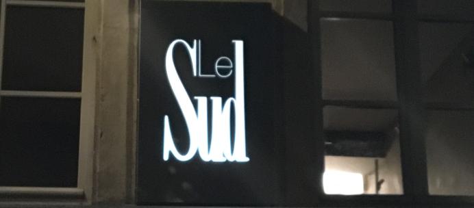 Où manger rue des Maréchaux? Au Sud