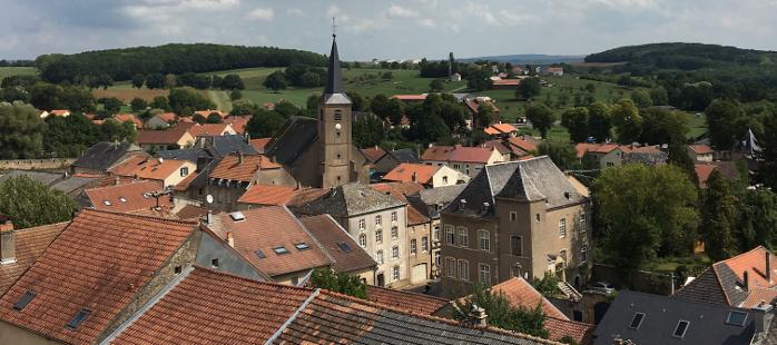 Que faire à moins d'1h30 de Nancy? Pourquoi pas un château et un village médiéval? (proposition 1)