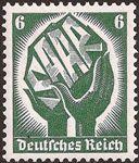 Saar stamp