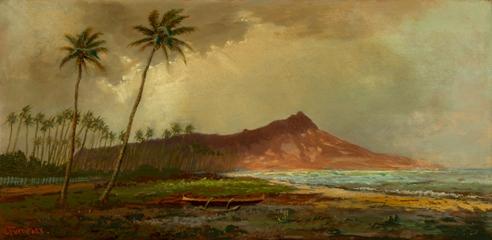 Waikiki-Beach-Charles-Furneaux
