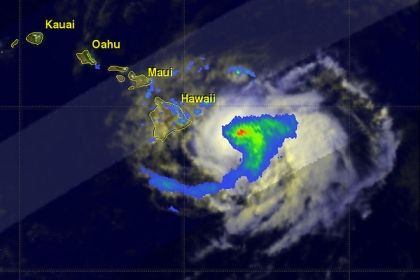 Tropical Storm Iselle