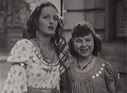 Rawnie and Gypsy, Rascals (1938)