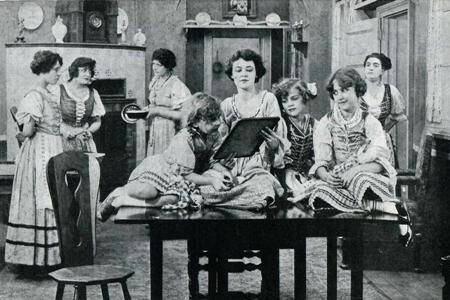 The Seven Sisters (1915)