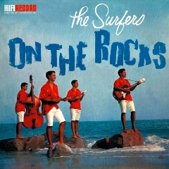 the surfers - on the rocks