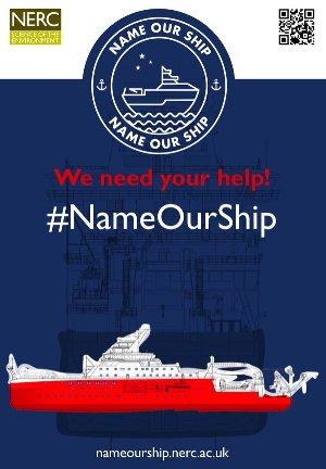 NERC ship naming contest 2016