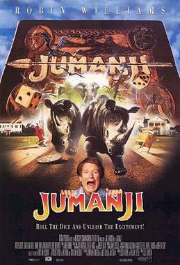 jumanji, baby name, 1990s, movie