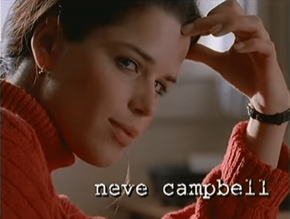 neve campbell, party of five, 1990s, baby name