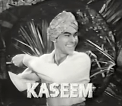 kaseem, jungle jim
