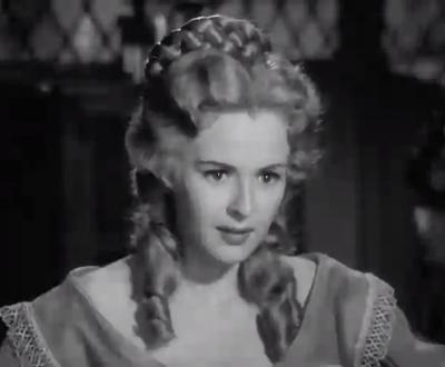 mala powers, roxane, cyrano de bergerac, 1950
