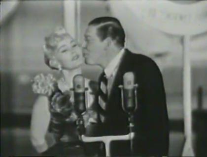 zsa zsa gabor, milton berle, tv, 1950