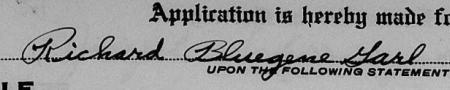unusual baby name bluegene
